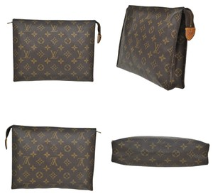 Louis Vuitton toiletry 26 cosmetic case large clutch