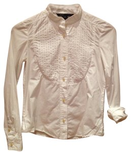 Marc Jacobs Button Down Shirt White
