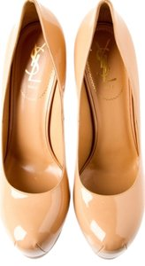 Saint Laurent Nude Pumps