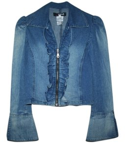 Morgan de Toi Button Down Shirt denim