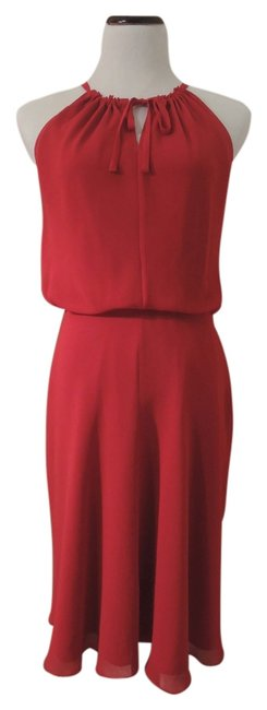 Preload https://item4.tradesy.com/images/banana-republic-red-knee-length-night-out-dress-size-4-s-773228-0-0.jpg?width=400&height=650