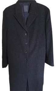 Loro Piana 100% Fine Wool. Made In Italy Luxury Goods Finest Tailoring Rome Coat