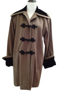 Saint Laurent Cashmere Ysl Chic Classic Trench Coat