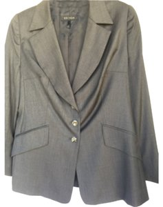 Escada Gray Escade Pant Suit