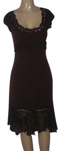 Brown Maxi Dress by BCBGMAXAZRIA
