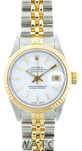 Rolex LADIES ROLEX DATEJUST WATCH