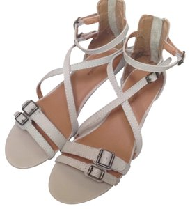 Bass Taupe Sandals