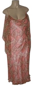 Brown Paisley Maxi Dress by Laundry by Shelli Segal