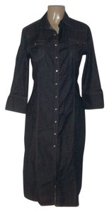 Black Maxi Dress by DKNY