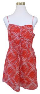 O'Neill short dress Red Beach Bohemian on Tradesy
