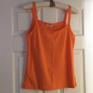 Tommy Bahama Top Orange