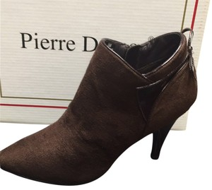 Pierre Dumas Brown Boots
