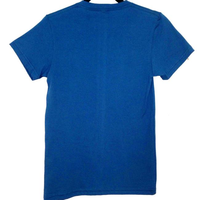 Ray Gun T Shirt Teal Blue