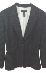 The Limited Navy blue pinstripe Jacket