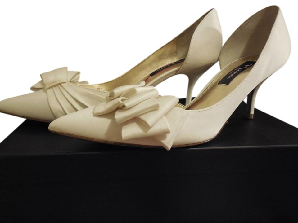 e4393919b5063 Nina Shoes Ivory Brynn - Ls Luster Sa - 1406 Formal Shoes Size US 8 27% off  retail