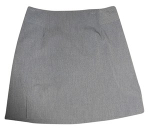 THE LIMITED Casual Skirt GRAY