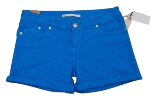 Dylan George Shorts Cerulean Blue