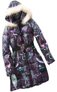 Emilio Pucci Warm Puffer Long Coat