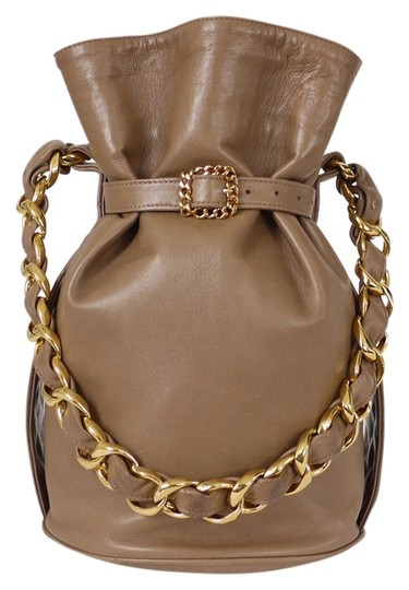 Preload https://item4.tradesy.com/images/chanel-evening-chunky-chain-rare-tan-lamb-leather-satchel-774543-0-0.jpg?width=440&height=440