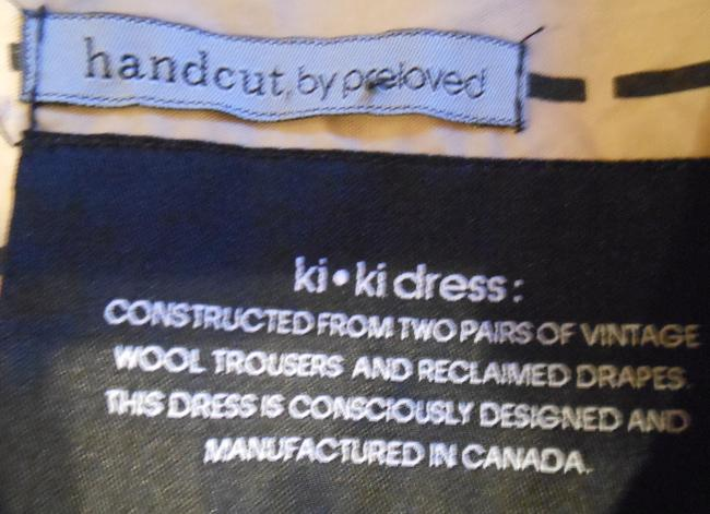 Anthropologie Consciously Made Dress