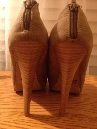 Charlotte Russe Tan Boots