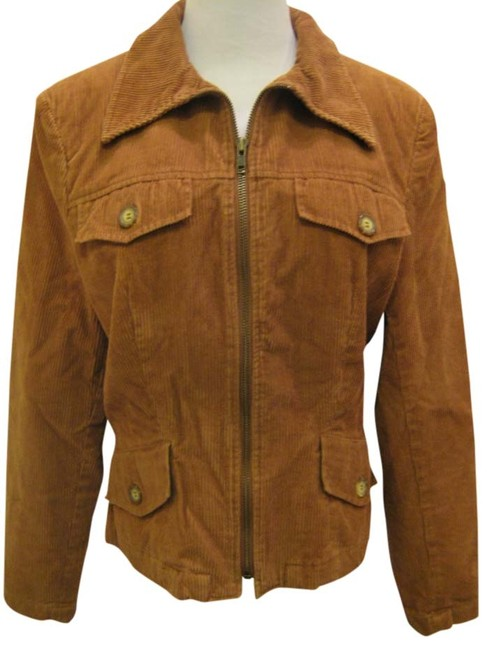 Hennes Collection Rust Chestnut Brown Jacket