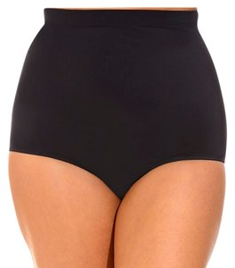 Swimsuit for all Swimsuit for all Black High Waist Brief Black Size 16 NWT