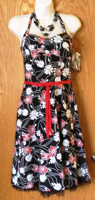 Rampage short dress Floral Junior Size 7 on Tradesy