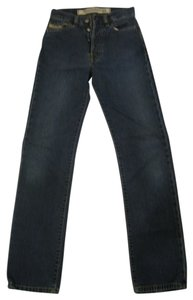 Diesel Straight Leg Jeans-Medium Wash