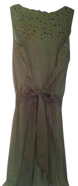 Preload https://item1.tradesy.com/images/modcloth-olive-green-cocktail-dress-size-4-s-775-0-0.jpg?width=400&height=650
