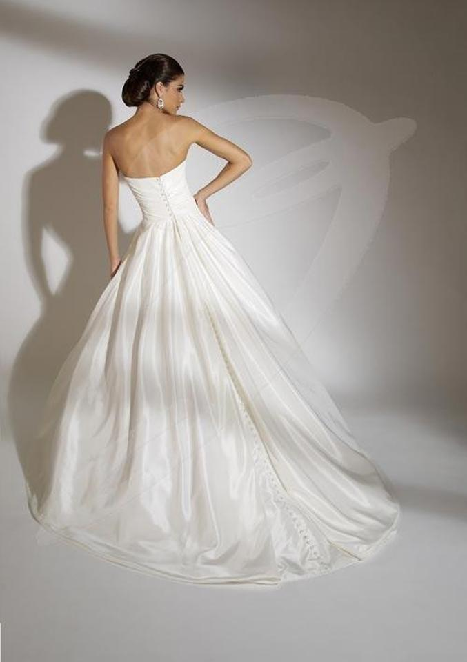 Jacquelin Exclusive 19857 Wedding Dress Tradesy Weddings