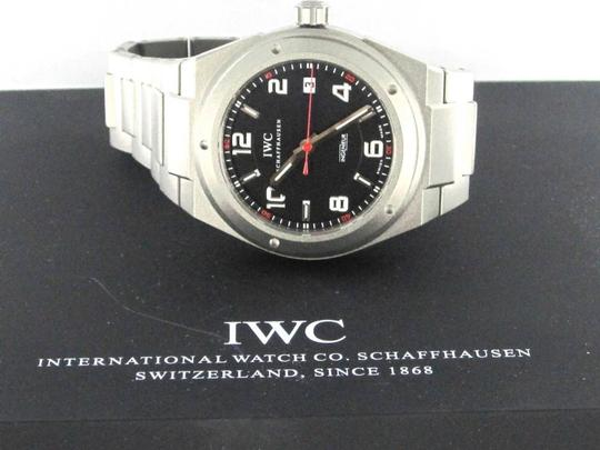 IWC IWC SCHAFFHAUSEN WATCH INGENIEUR NEW BOX PAPERS LIMITED EDITION COLLECTORS