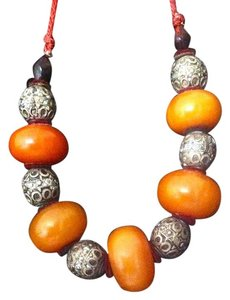 Nepalese Bakelite Necklace