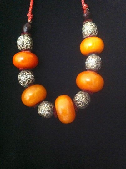 Other Nepalese Bakelite Necklace