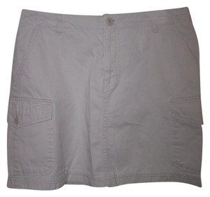 Gap Size 4 Mini Sexy Mini Skirt Tan