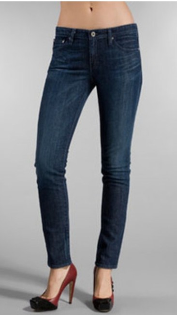 The Stilt Straight Leg Jeans-Medium Wash