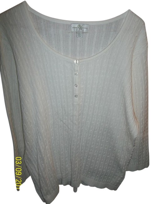 Studio Works Brand New Large Cable Knit Sweater