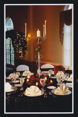 10 Candelabra Iron Centerpieces Adjustable Up To 4