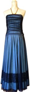 JS Boutique Evening Strapless Prom Dress