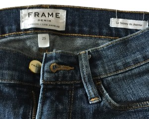 Frame Denim Distressed Skinny Jeans