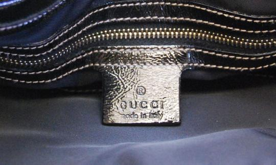 Gucci Pelham Patent Leather Shoulder Bag