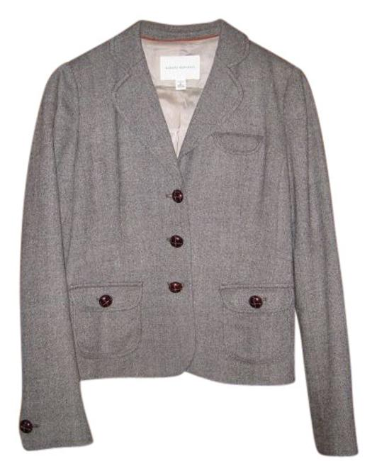 Preload https://item3.tradesy.com/images/banana-republic-brown-tweed-blazer-size-8-m-7762-0-0.jpg?width=400&height=650