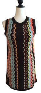 Missoni for Target short dress Multi on Tradesy