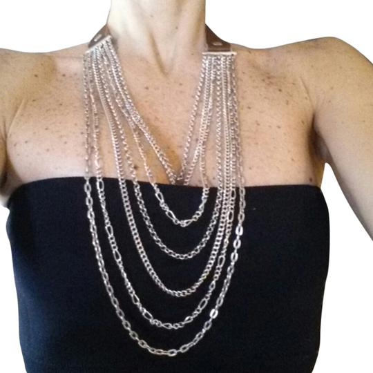 Sweet Lola Leather and Silver Necklaces