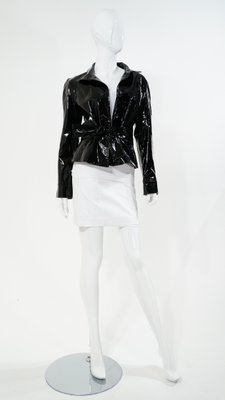 Valentino Runway Haute Couture Leather Jacket