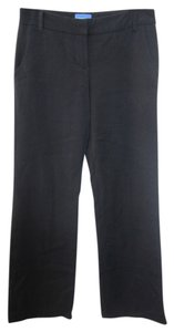 Vera Wang Straight Pants Grey