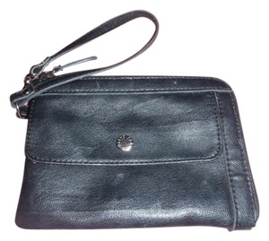 Franco Sarto Wallet Whristlet Wristlet in Black