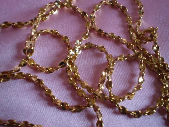 Other Like New Gold Plated Neckchain