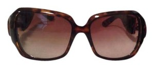 Gucci Gucci Tortoise and Bamboo Sunglasses