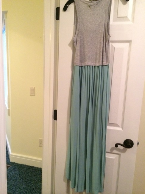 Gray/green Maxi Dress by Funktional